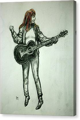 Patti Canvas Print