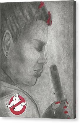 Patty Tolan Canvas Print