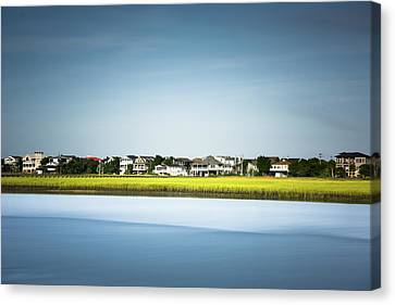 South Carolina Canvas Print - Pawleys Island Marsh by Ivo Kerssemakers