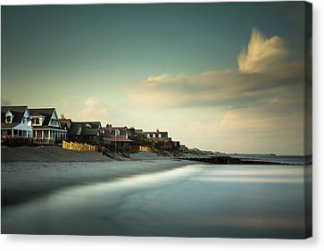 Pawleys Island, One Hour Till Sunset Canvas Print by Ivo Kerssemakers
