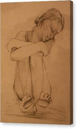 Pd6-10 Canvas Print by Shannon Rains