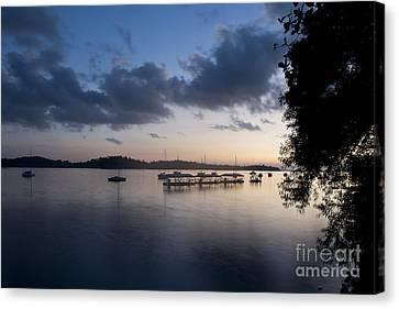 Peace Before Sunrise Canvas Print