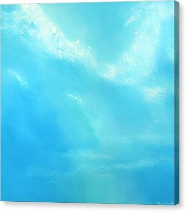 Peace Canvas Print by Jaison Cianelli