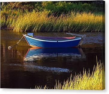 Peaceful Cape Cod Canvas Print by Juergen Roth