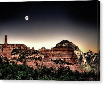 Peaceful Easy Feeling Canvas Print by Jim Hill