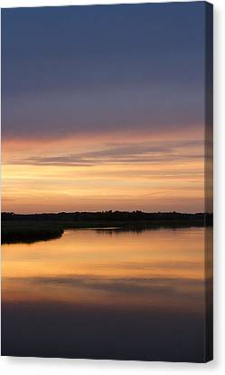 Peaceful Reflection Canvas Print