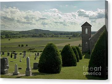 Peaceful View Canvas Print