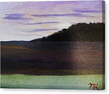 Peacful Canvas Print