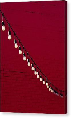 Pearls 1 Canvas Print by Skip Hunt