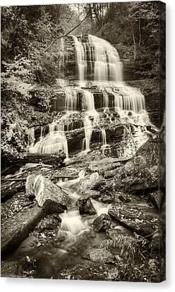 Pearsons Falls Canvas Print by Joye Ardyn Durham
