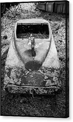 Peddle Car  Canvas Print by Matthew Pace
