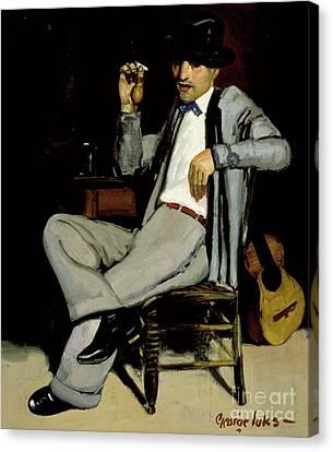 Pedro Canvas Print by George Luks