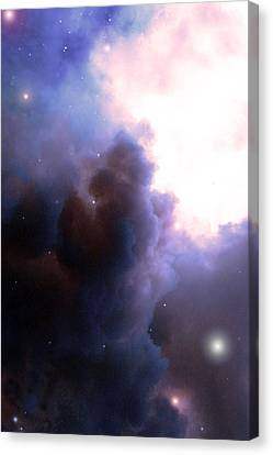 Pelion Nebula Canvas Print