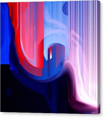Penman Original-450 Canvas Print