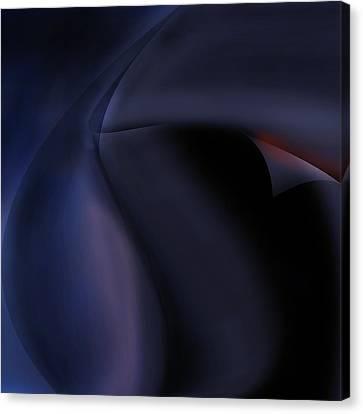 Sombre Canvas Print - Penman Original-540 by Andrew Penman