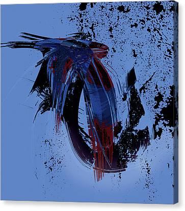 Penman Original-816 Canvas Print