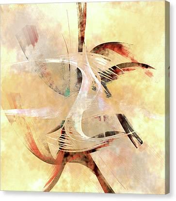 Penman Original-824 Canvas Print by Andrew Penman