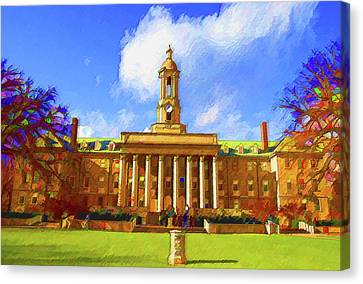 Penn State University Canvas Print