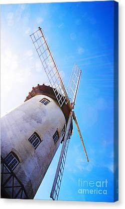 Penny Royal Watermill Canvas Print