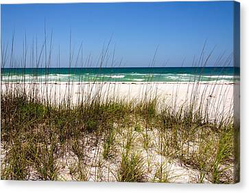 Pensacola Beach 1 - Pensacola Florida Canvas Print by Brian Harig