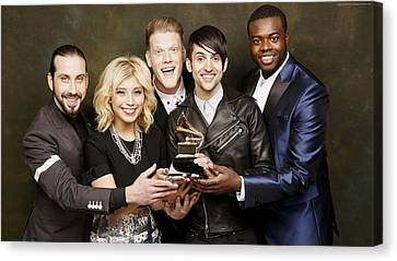 Kevin Canvas Print - Pentatonix by Emma Brown