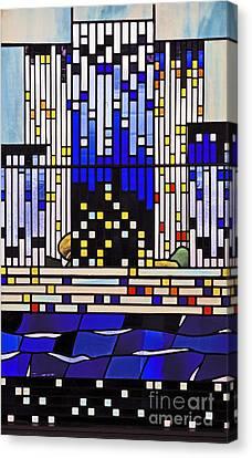 Pentecost IIi. Canvas Print by Stan Pritchard