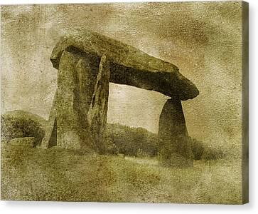 Pentre Ifan Canvas Print by The Rambler