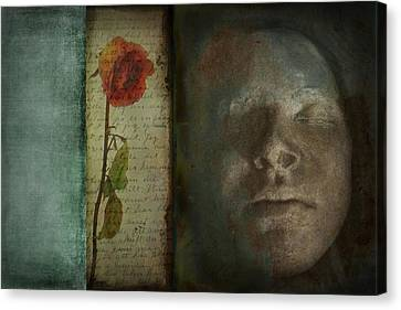 Shakespear Canvas Print - Perchance To Dream by Patricia Strand