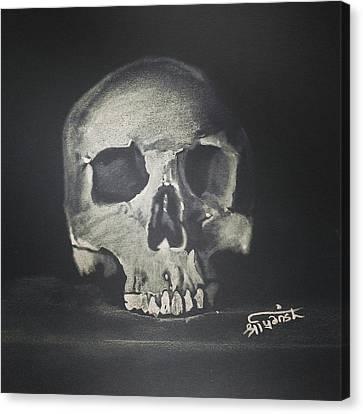 Incarnation Canvas Print - Perennial Truth by Shriyansh Dwivedi