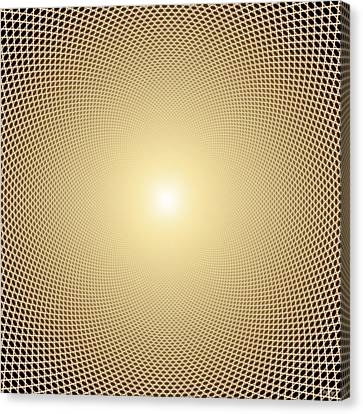 Perfect Oneness Canvas Print by Robby Donaghey