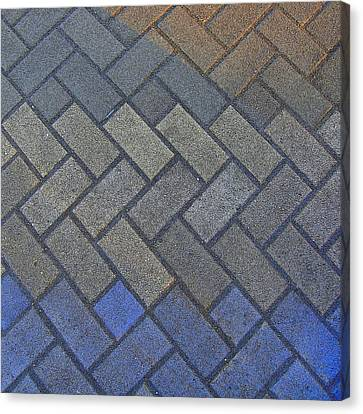 Perfect Tiling Canvas Print by Roberto Alamino