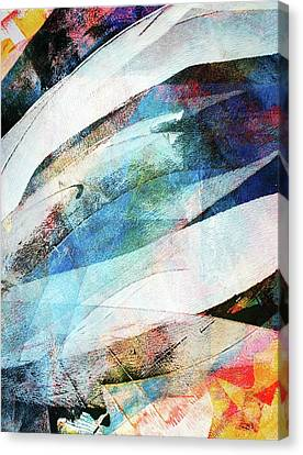 Perfect Wave Canvas Print by Christopher Davis