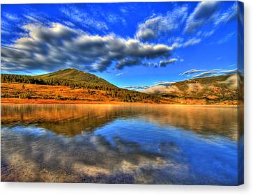Perfection Canvas Print by Scott Mahon