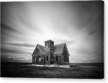 Perished Parish Canvas Print by Todd Klassy