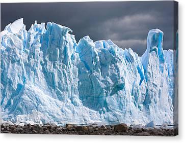 Perito Moreno Glacier - Patagonia Canvas Print