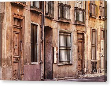 Perpignan France Canvas Print