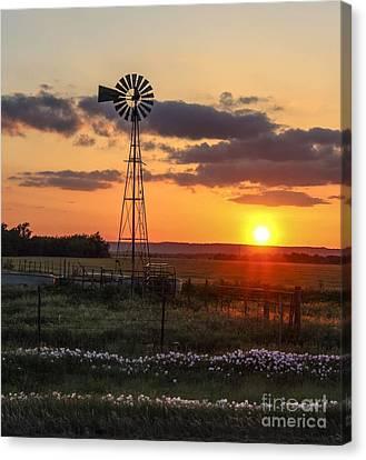 Perrin Windmill Canvas Print