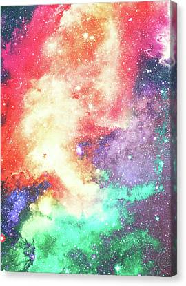 Personal Space Canvas Print