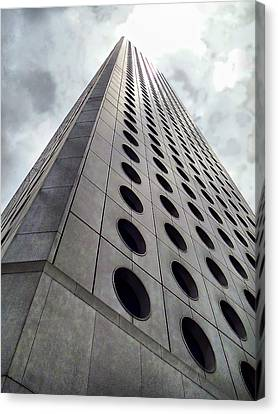 Canvas Print featuring the photograph Perspective by Blair Wainman