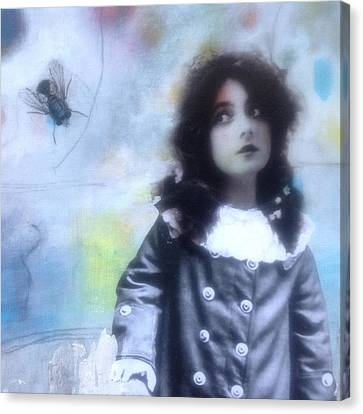 Pest Canvas Print by Susan McCarrell