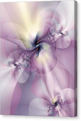 Petals Of Pulchritude Canvas Print