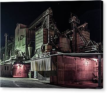 Canvas Print - Petaluma Mill by Bill Gallagher