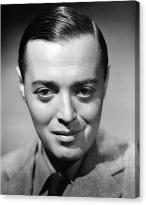 Peter Lorre, 1938 Canvas Print by Everett