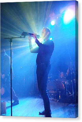 Peter Murphy 4 Canvas Print