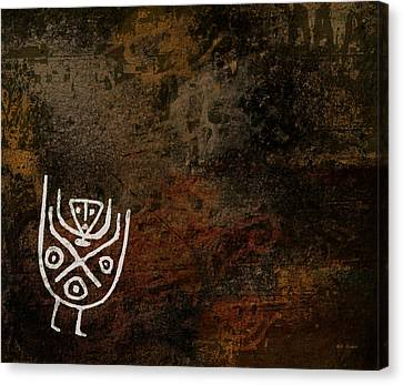Petroglyph 7 Canvas Print