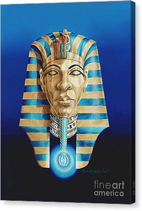 Pharaoh Canvas Print by George Combs