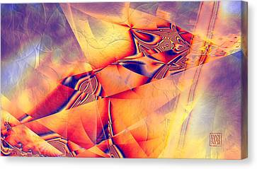 Pharaoh's Last Sunset Canvas Print