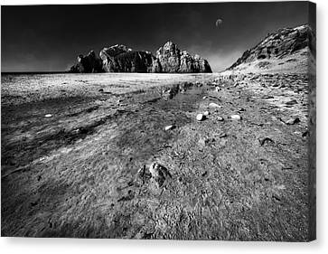 Canvas Print featuring the photograph Pheiffer Beach -keyhole Rock #17 Big Sur, Ca by Jennifer Rondinelli Reilly - Fine Art Photography
