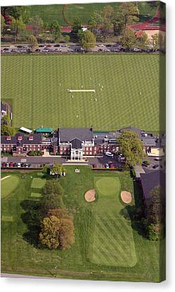 Philadelphia Cricket Club St Martins Canvas Print by Duncan Pearson
