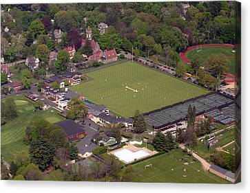 Philadelphia International Cricket Festival Canvas Print by Duncan Pearson